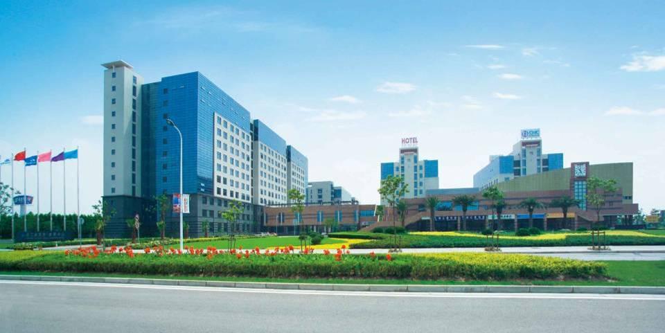 上海张江集成电路产业区(简称张江集电港)是上海张江高科技园区产业